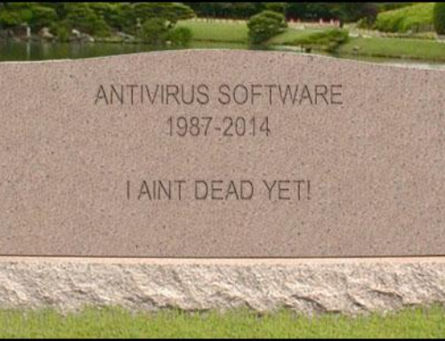 Symantec Says AV Is Dead, World Rolls Eyes