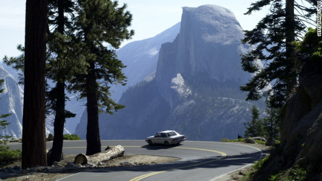 Yosemite National Park says people flying drones in the park had become a problem.